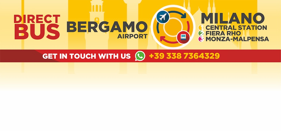 Orioshuttle Direct Bus From Orio Al Serio Airport To Milan